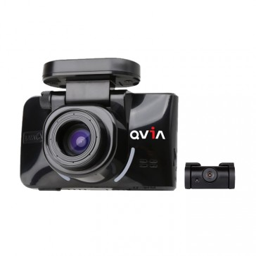 Lukas QVIA Z970 front and rear car camera