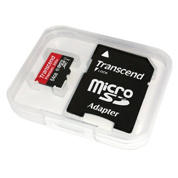 Transcend 64GB Micro SD Card