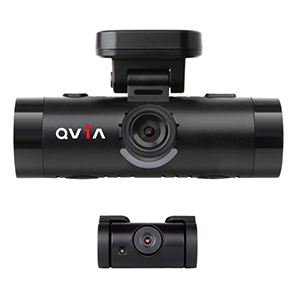 Lukas Qvia AR790 Front and Rear Cam